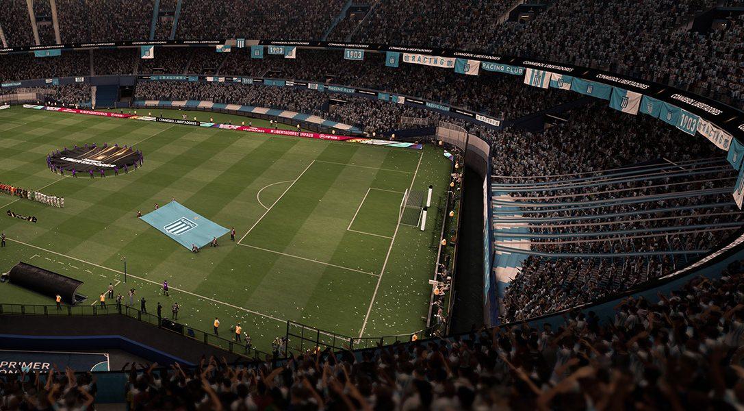 FIFA 20 recibe su actualización de la Copa Libertadores el mes que viene