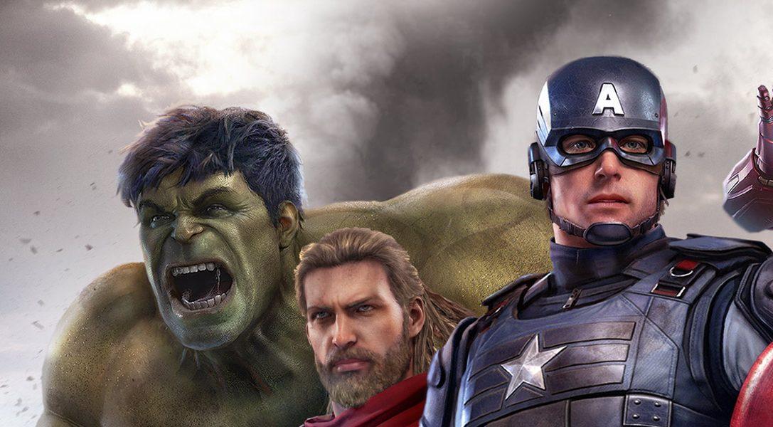 Marvel's Avengers: anunciadas para PS4 las ediciones especiales, bonificaciones por reserva y más