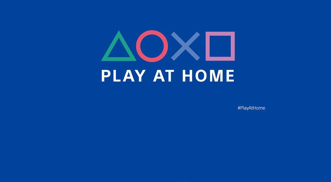 Presentamos la iniciativa Play At Home
