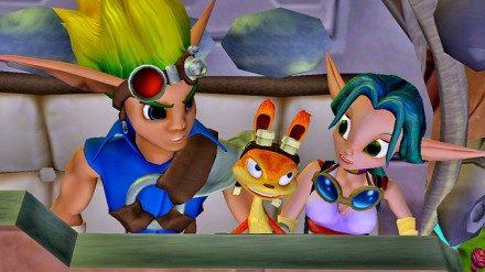 Naughty Dog recuerda 10 años  de Jak and Daxter