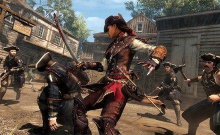 Assassin's Creed Liberation HD se lanza hoy en el PS3.