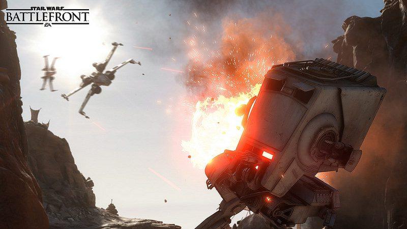 Star Wars Battlefront: Survival en Tatooine