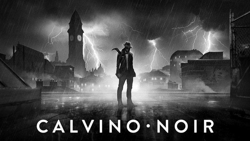 Presentación de la sigilosa aventura Calvino Noir de estilo film noir en PS4