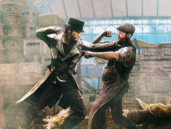 Presentamos Assassin's Creed Syndicate: The Dreadful Crimes