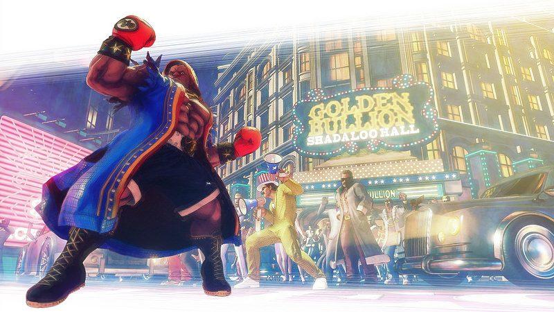 Street Fighter V se actualiza el 1 de julio. Incluye a Balrog, Ibuki y el Modo Historia