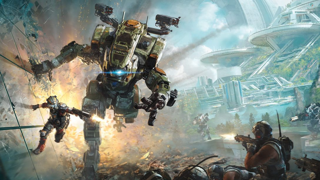 Titanfall 2: Primer vistazo al debut del Single Player de Respawn