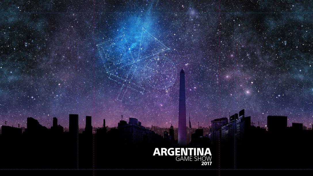 PlayStation se prepara para Argentina Game Show