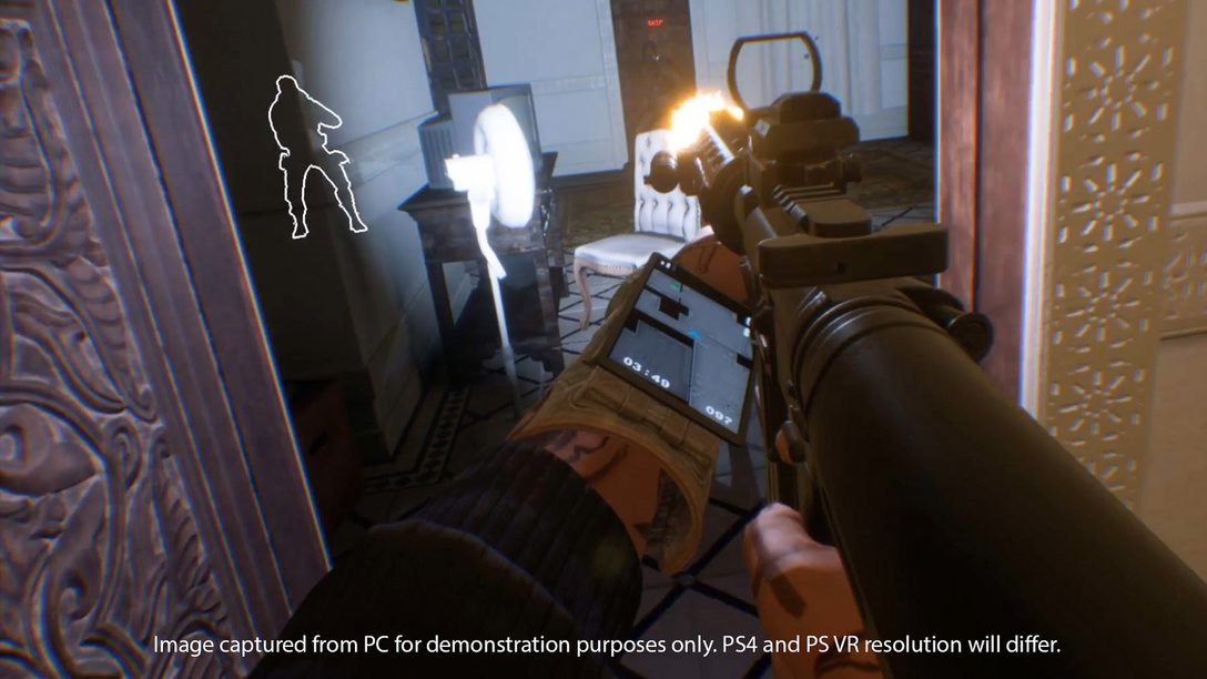 Firewall Zero Hour trae equipo táctico multijugador FPS a PS VR