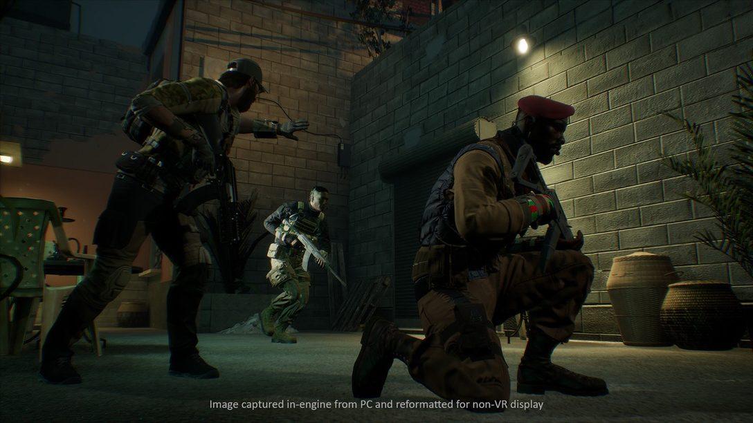 Firewall Zero, el Shooter Estratégico Basado en Equipos llega el 28 de Agosto a PS VR