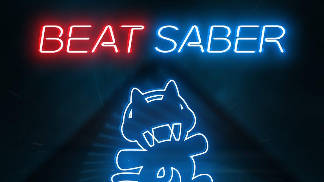 Monstercat Music Pack Vol. 1 Llega a Beat Saber Hoy