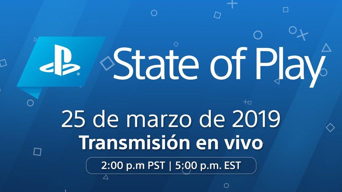 State of Play: El lunes se estrena el próximo programa de video de PlayStation