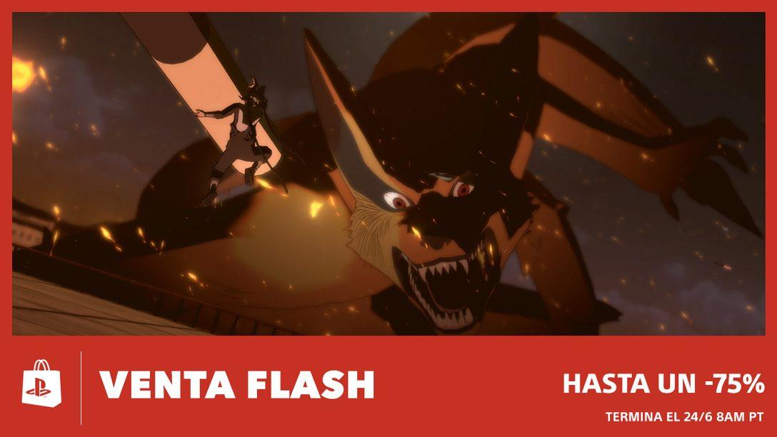 La Venta Flash de PlayStation Ya empezó en PS Store