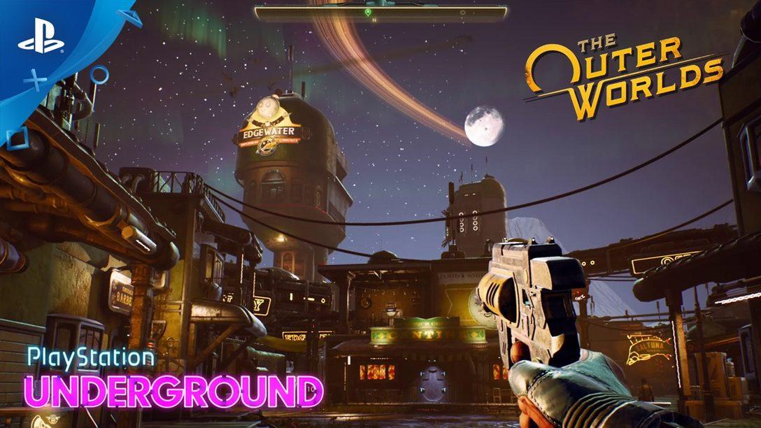 Explorando su Primera gran Decisión en The Outer Worlds