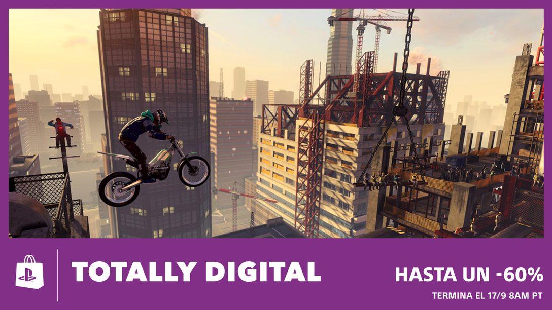 Ahorren Hasta 60% con la Promoción Totally Digital de PS Store