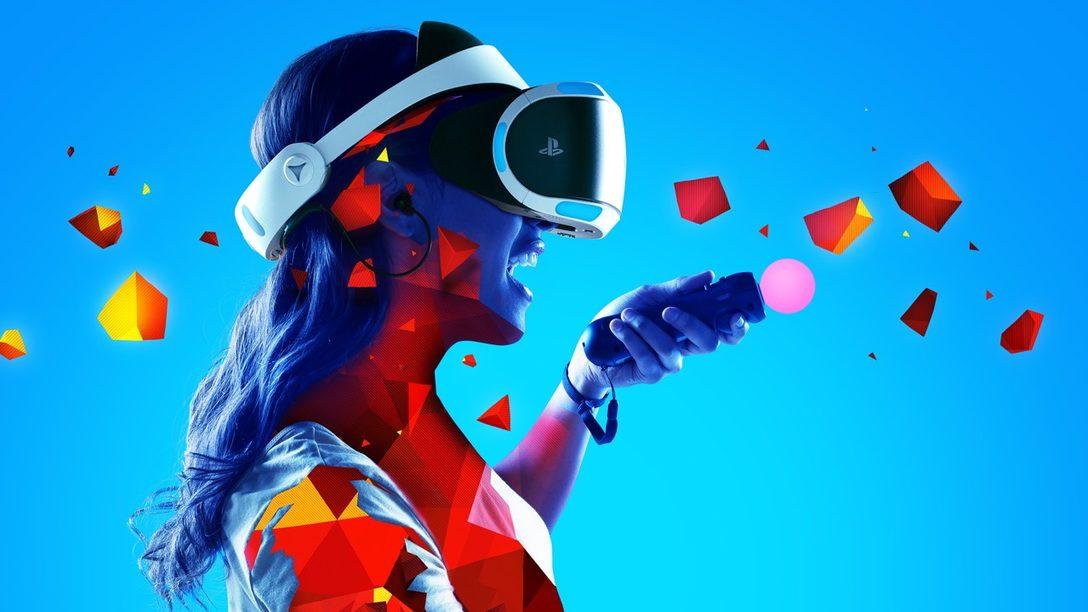 PlayStation VR Celebra su Tercer Aniversario el 13 de octubre