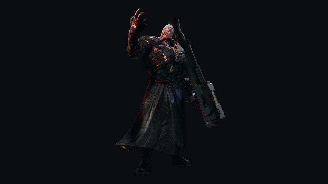 Nemesis Invade Resident Evil Resistance en una Nueva Actualización, Disponible Ahora