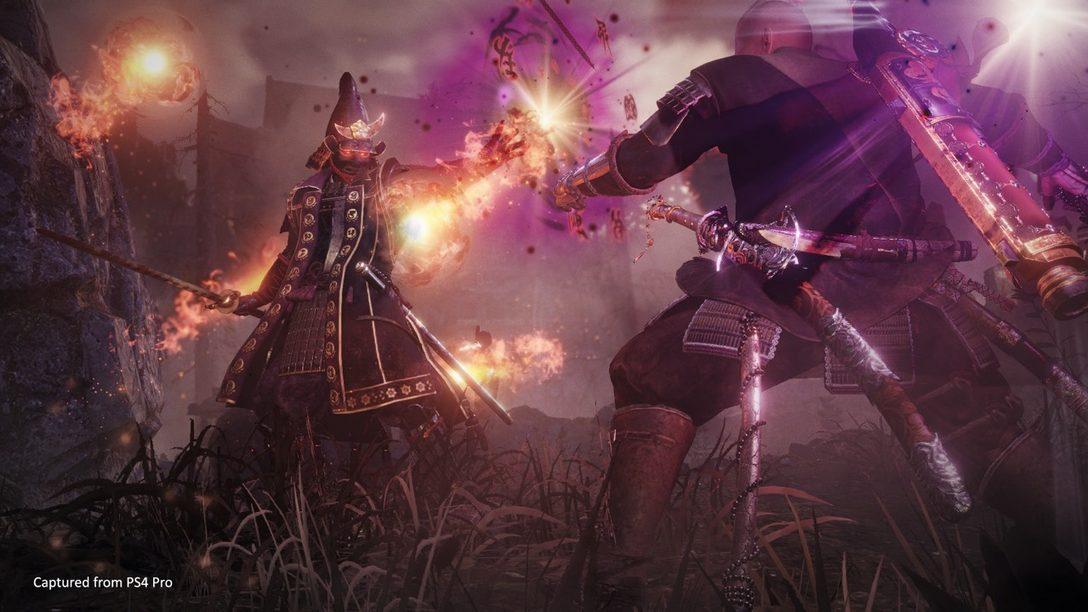 Nioh 2 Recibe Hoy Modo Foto y Nuevas Misiones, Conoce Detalles del Nuevo DLC