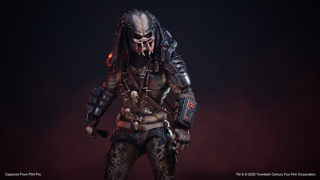Actualización gratuita de junio ya disponible en Predator: Hunting Grounds