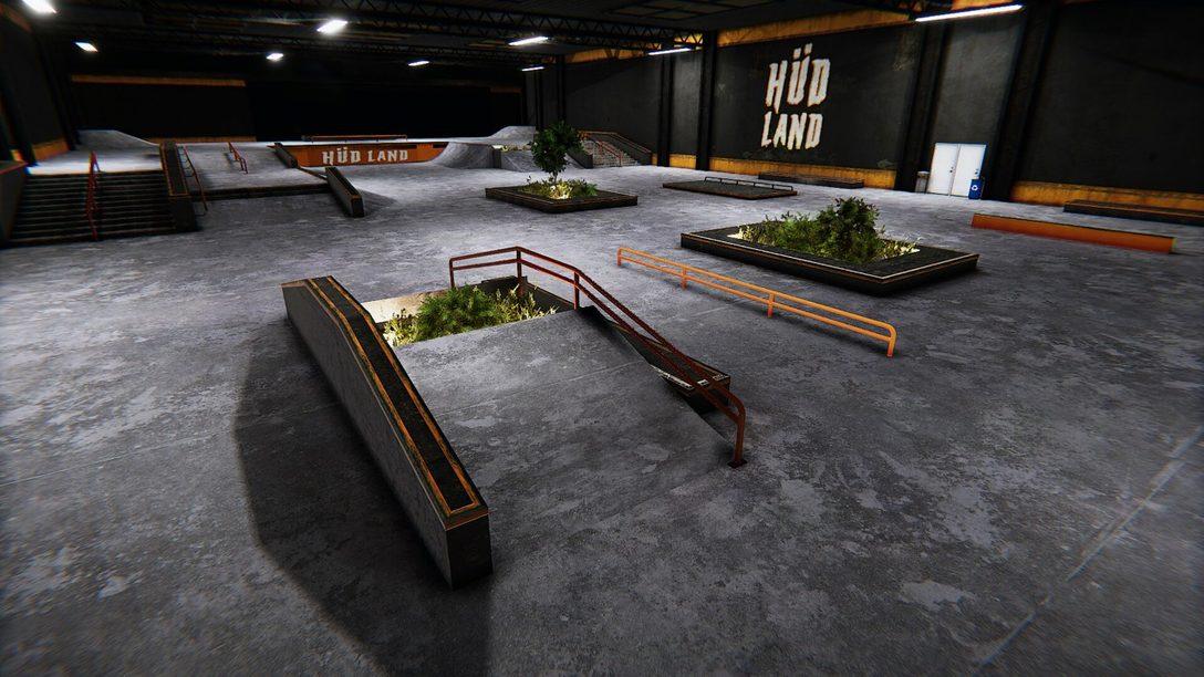 Mapas creados por la comunidad llegarán a Skater XL cuando se lance en PS4