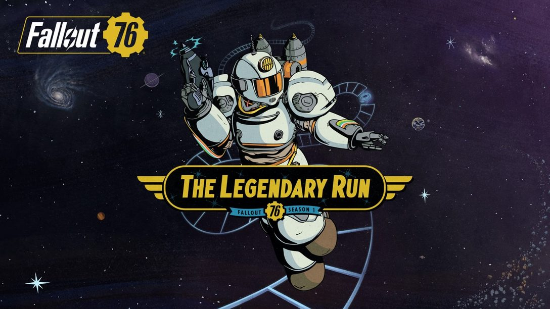 ¡The Legendary Run ya empezó en Fallout 76!