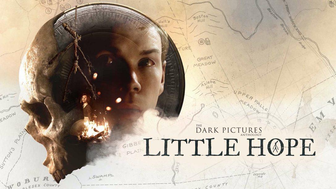 The Dark Pictures: Little Hope llegará el 30 de octubre a PS4