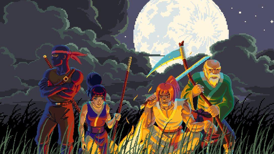Trae la paz a la tierra en Clan N, un épico arcade brawler que se lanzará el 6 de agosto