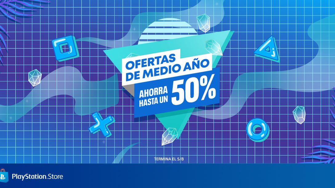 La promoción Ofertas de Medio Año empieza hoy en PlayStation Store