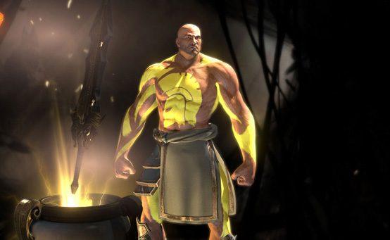 Atualização 1.03 para God of War: Ascension Fica Disponível Hoje