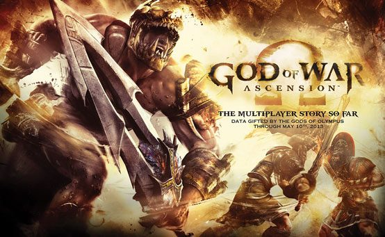 God of War: Ascension – Estatísticas do Multiplayer, Novos DLCs e Mais