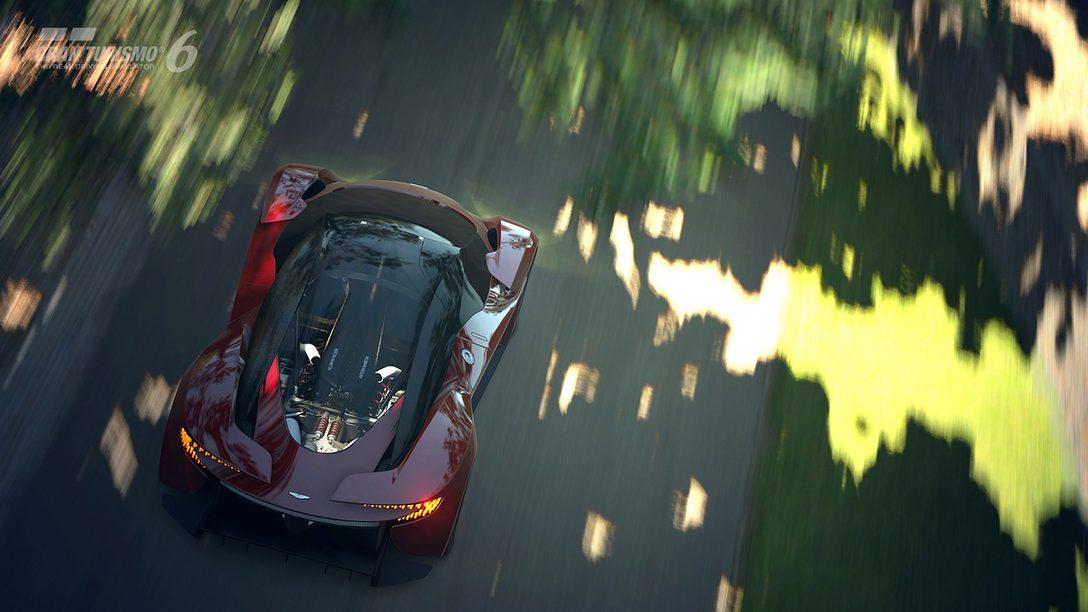 Atualização 1.10 de Gran Turismo 6 está disponível