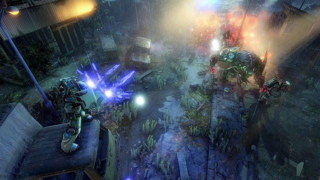 Alienation no PS4: Puro Gameplay