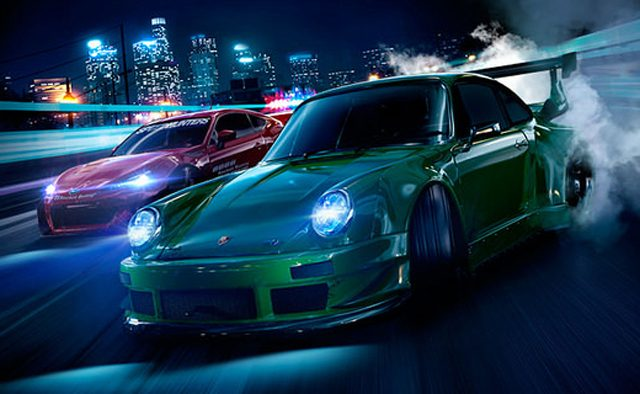 Need for Speed volta ao PS4 nesta primavera