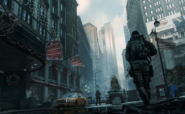 The Division: Multiplayer Tenso na Dark Zone