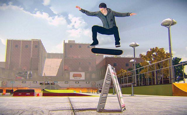 Tony Hawk's Pro Skater 5: Detalhes do Jogo Online e do Park Creator