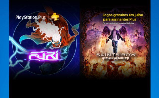 PlayStation Plus: Jogos Gratuitos para Julho de 2016
