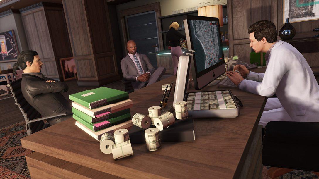 O Criminal Enterprise Starter Pack para GTA Online