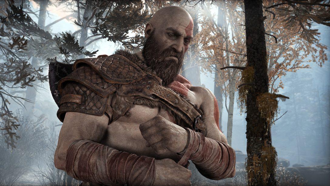 God of War Chega em 20 de Abril para PS4