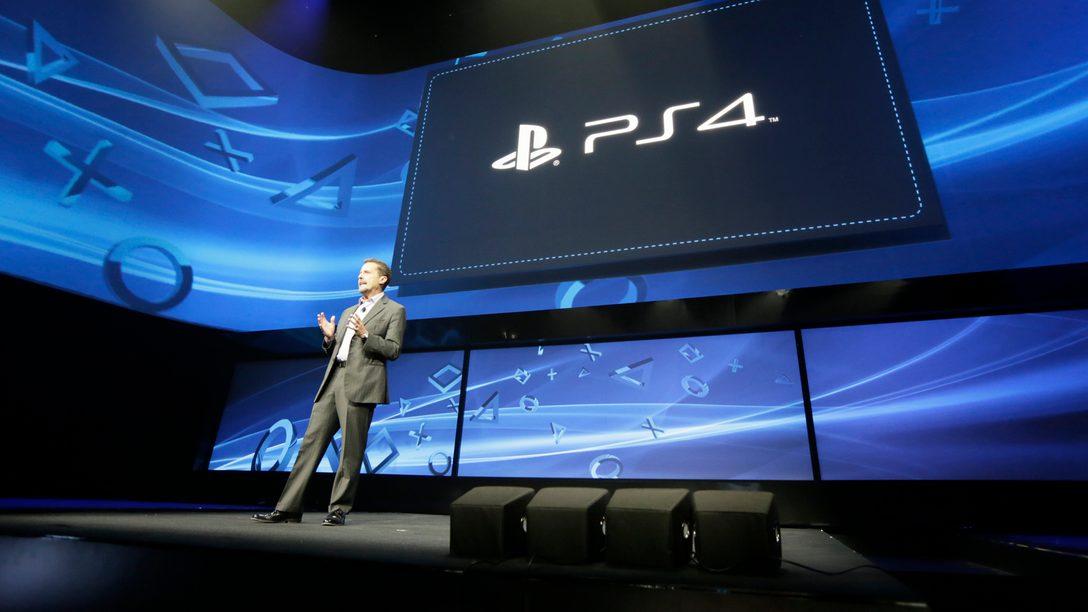 PlayStation 4: 5 Anos Atrás Hoje…
