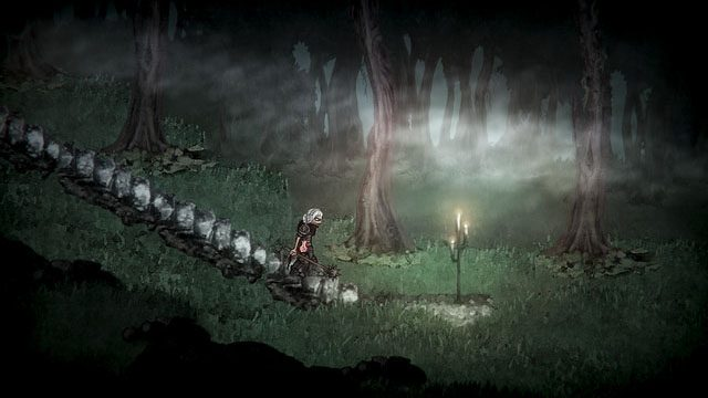 O RPG de Ação Brutal Salt and Sanctuary Chega ao PS Vita Dia 28 de Março
