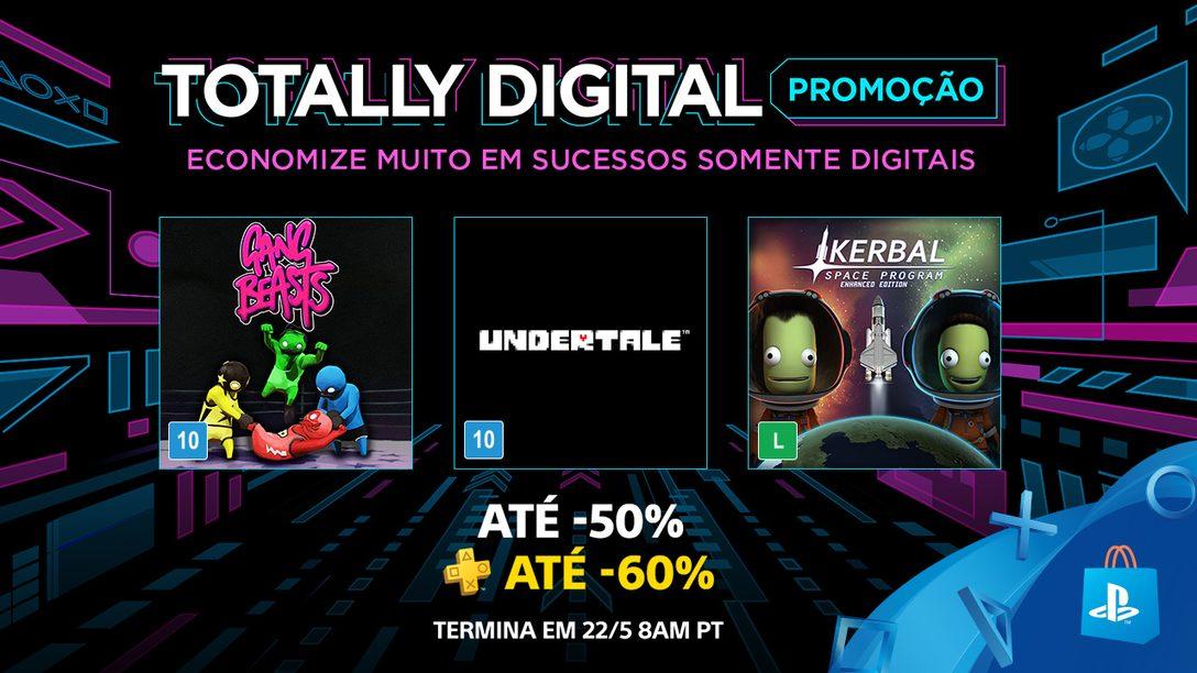 Totally Digital: Novos Jogos, Ofertas de Pré-Venda e Mais