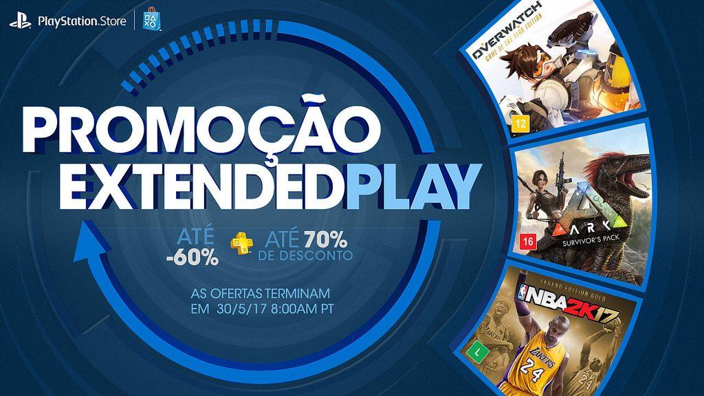 Promoção Extended Play da PS Store traz descontos de até 60% em jogos com conteúdo adicional