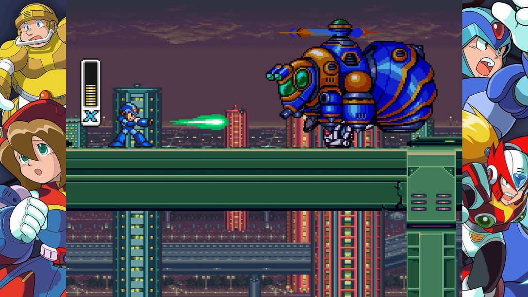 Mega Man X – A Saga dos Maverick Hunters