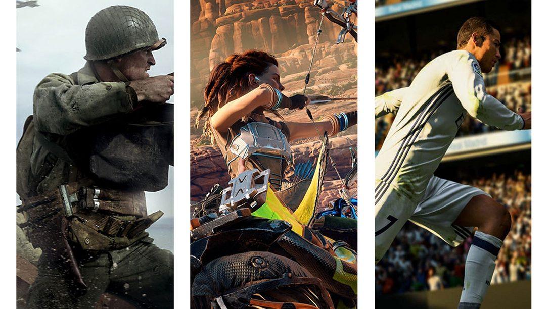 Aqui Estão os Mais Vendidos em Novembro na PlayStation Store