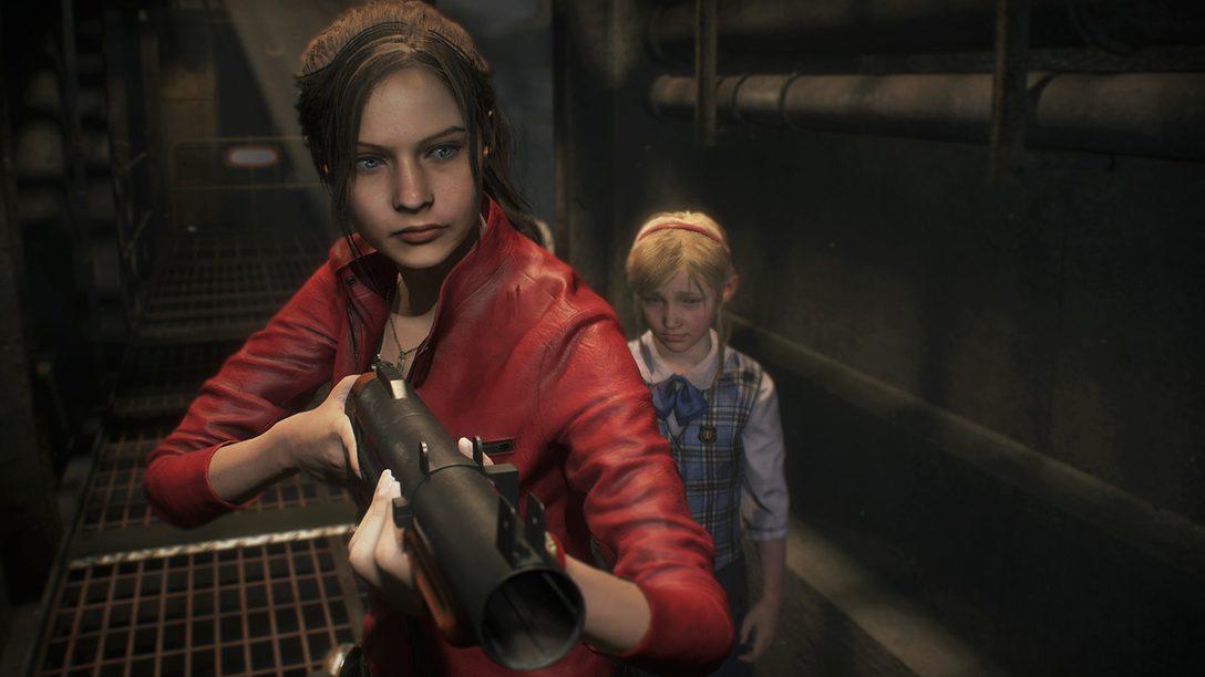 De Raccoon City, com Amor — 14 Dicas para Sobreviver em Resident Evil 2