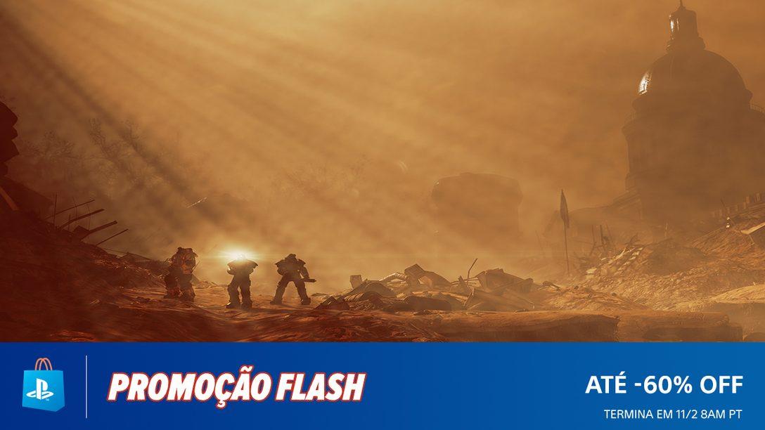 A Mais Nova Promoção Flash da PlayStation Store Começa Amanhã