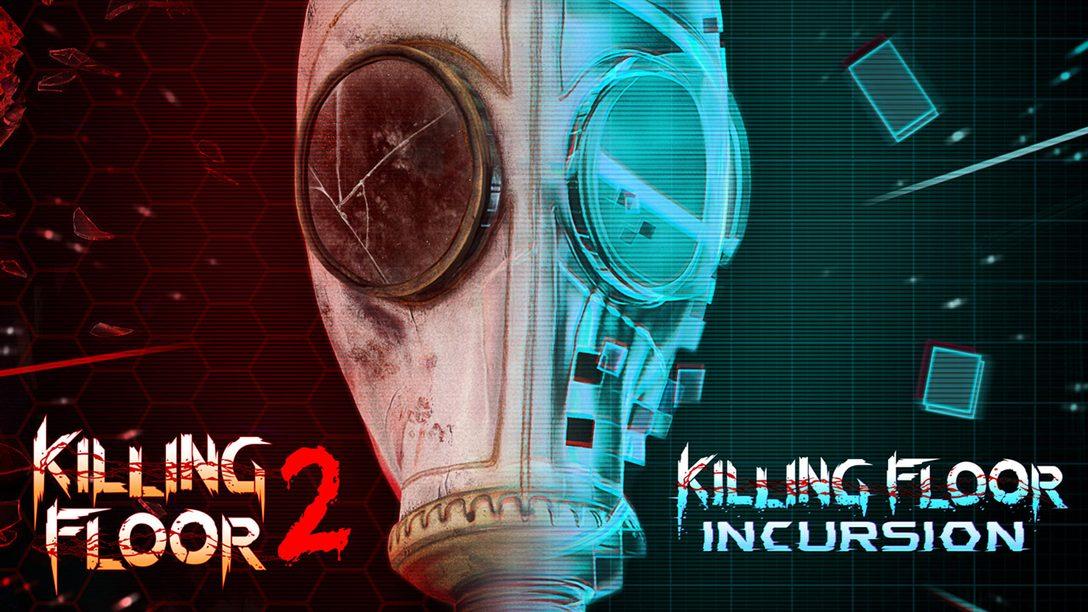 Killing Floor: Double Feature Chega ao PS4 em 21 de Maio