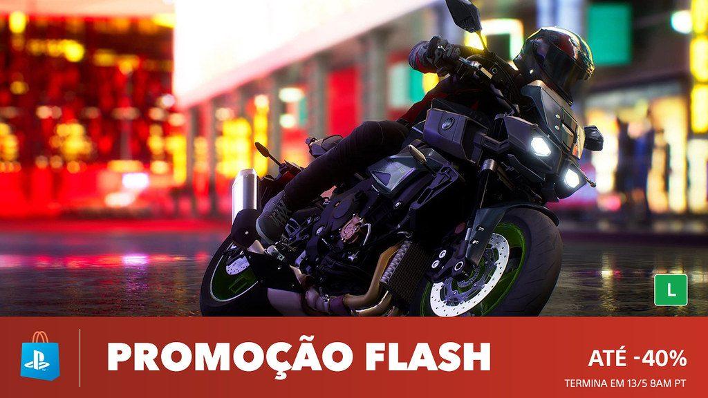 Começa a Promoção Flash da PlayStation Store