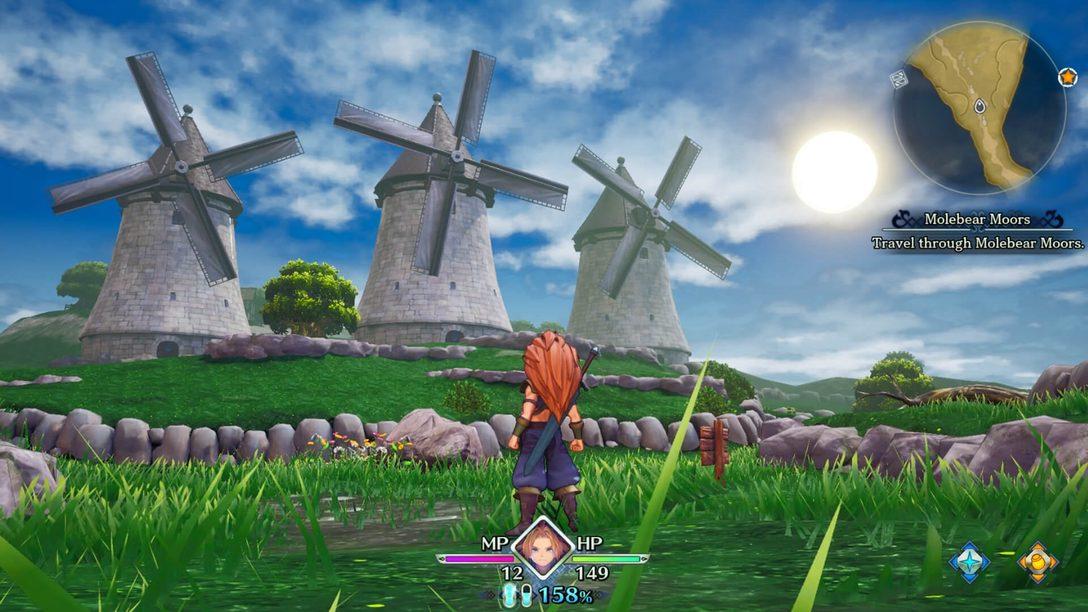 Como Trials of Mana Reimagina Brilhantemente um RPG Clássico que Você Nunca Jogou