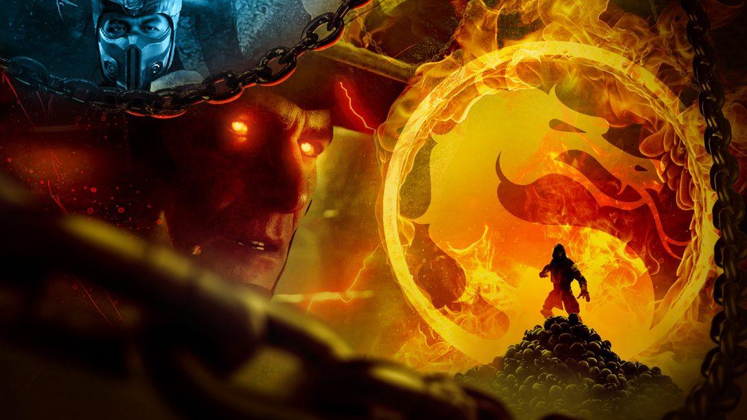 Como Bosslogic Criou o Novo Tema PS4 Gratuito de Mortal Kombat 11