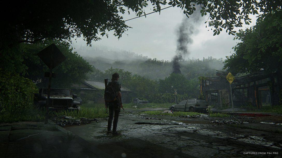 The Last of Us Part II Chega ao PS4 em Maio